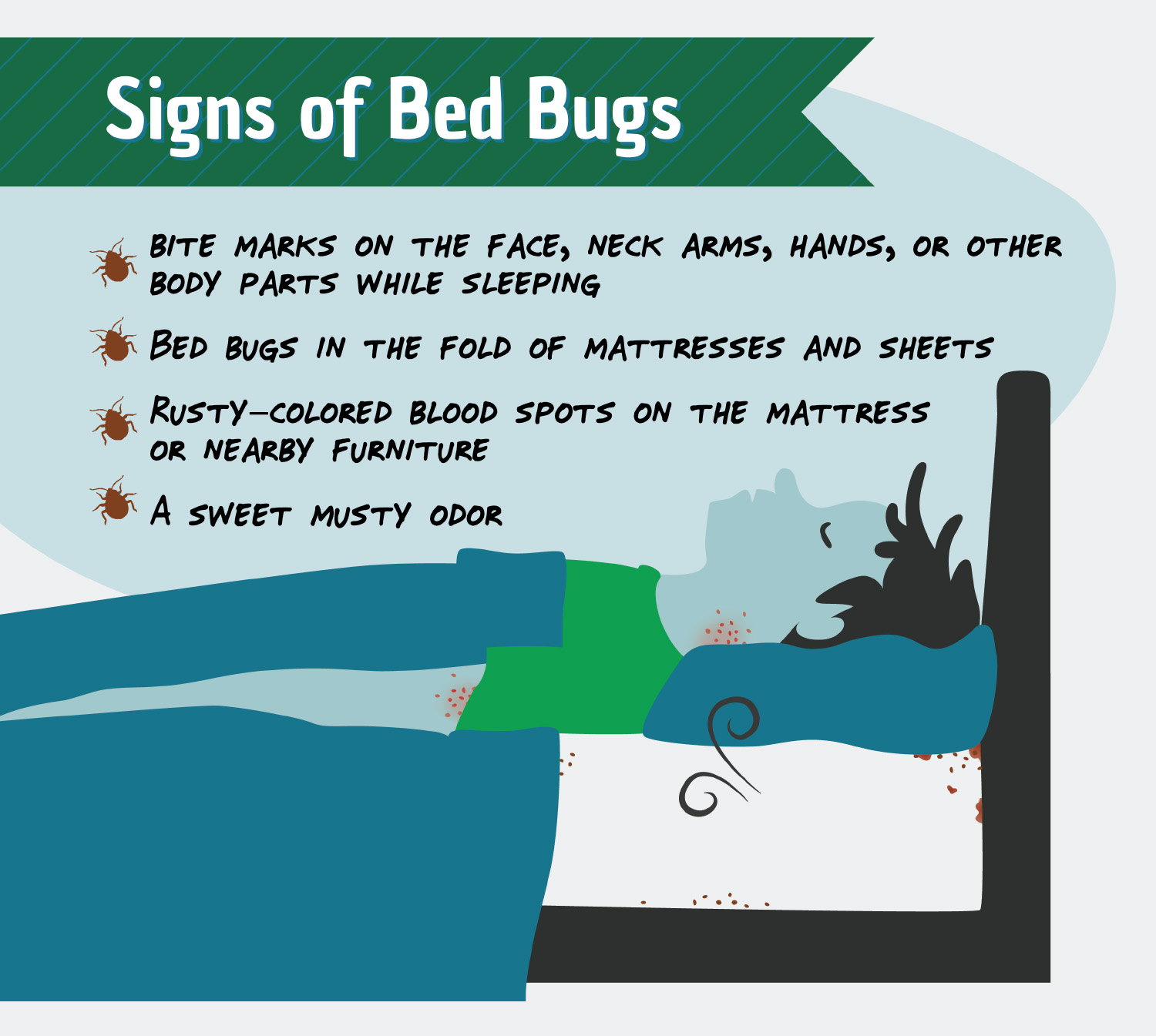 Bed Bug St. Louis in St. Louis, Missouri Offers Bed Bug Detection Services